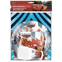 toys' r us 1 Kit Vaisselle - Cars ''Street''