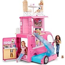 toys' r us Barbie Camping Car Duplex