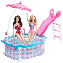 toys' r us Barbie - Piscine Glam de Barbie