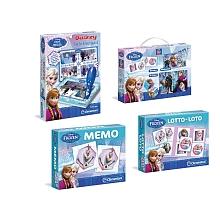 toys' r us 4 en 1 jeux éducatifs La Reine des Neiges