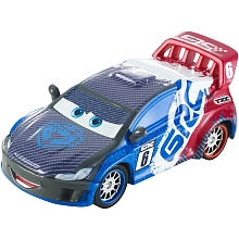 toys' r us Voiture Cars Carbo Racer - Raoul çaroule (DHM78)