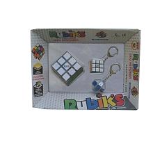 toys' r us Win Games - Rubik's Cube avec 2 porte-clés