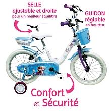 toys' r us Vélo Évolutif 12-16'' La Reine Des Neiges