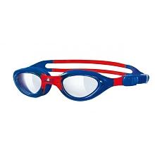 toys' r us Zoggs - Lunettes De Natation - Little Super Seal - Rouge & Bleu