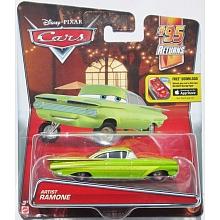 toys' r us Voiture Cars - Ramone artiste vert (DHJ52)