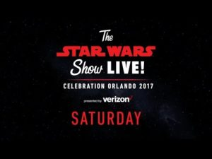 Star Wars Celebration Orlando 2017 Live Stream – Day 3 | The Star Wars Show LIVE! – YouTube