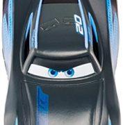 Cars 3 Jackson Storm  noir et bleu