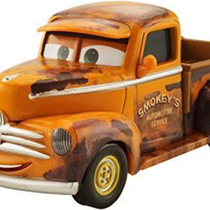 Mattel--Disney-Pixar-Cars-3--Smokey--Vhicule-Miniature-Die-Cast-0