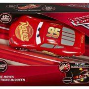 Mattel-Disney-Cars-fdw13--Cars-3-parlant-Held-Lightning-McQueen-de-Course-vhicule-0-4