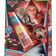 Room-Studio-864955-Lampe-torcheveilleuse-2-en-1-Plastique-Rouge-Cars-0-0