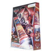 Room-Studio-864955-Lampe-torcheveilleuse-2-en-1-Plastique-Rouge-Cars-0-6