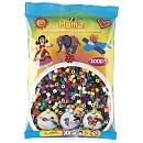 Midi Sachet 3000 perles 22 couleurs Activités manuelles et loisirs créatifs / Mosaïque / Mosaïque