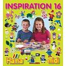 Livre d'inspiration n°16 Activités manuelles et loisirs créatifs / Mosaïque / Perles Hama