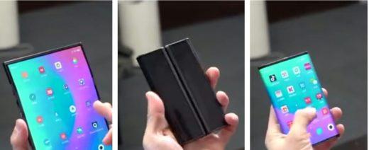 Xiaomi MI Flex le Smartphone Pliable – Hi-tech Comparateur de prix et review