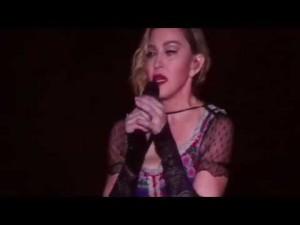 Madonna – Prayer for Paris (Rebel Heart Tour, Stockholm, 14 Nov 2015) – YouTube