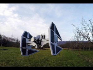 Drones Star Wars Quadcopter – YouTube