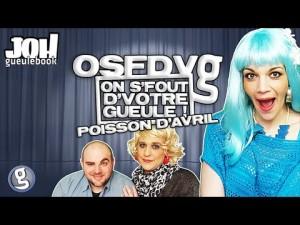 ON S'FOUT D'VOTRE GUEULE ! – POISSON D'AVRIL – YouTube