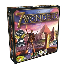 toys' r us Asmodée - 7 Wonders