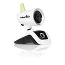 Le Visio Care peut être relié à 4 caméras à la fois.Cette caméra additionnelle est idéale pour : parents de jumeaux et plus ou d'enfants d'âges rapprochés