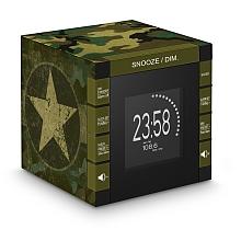toys' r us Big Ben - Radio Réveil Projecteur - Army