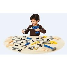 toys' r us Cpubt de 45 pièces outils électriques