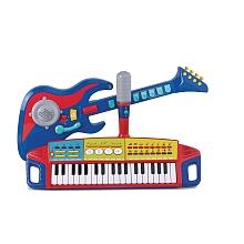 toys' r us Bruin Preschool - Guitare + micro+ Clavier