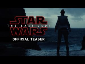 Star Wars: The Last Jedi Official Teaser – teaser officiel du nouveau star wars-  YouTube