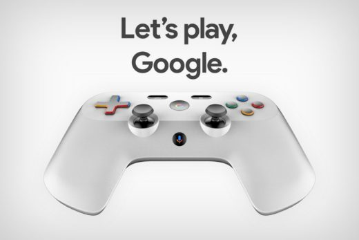 Premières images de la console google project stream – Cloud Gaming
