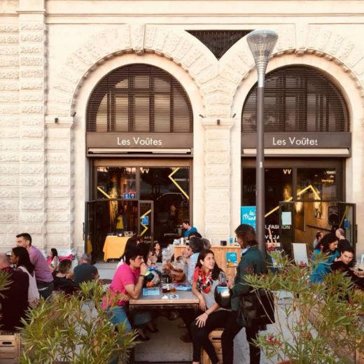 Voûte Virgo – VV – Bar à tapas et galerie d'art  Bar à Vin , Bière, Tapas, After Work musical, Galerie d'art  44 quai de la tourette, 13002 Marseille